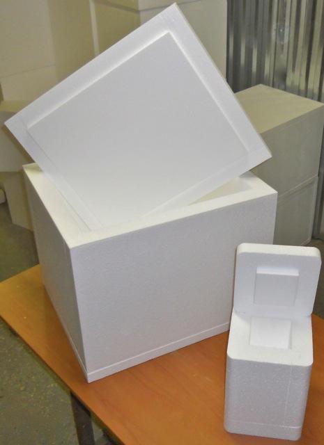 Походный холодильник из пенопласта